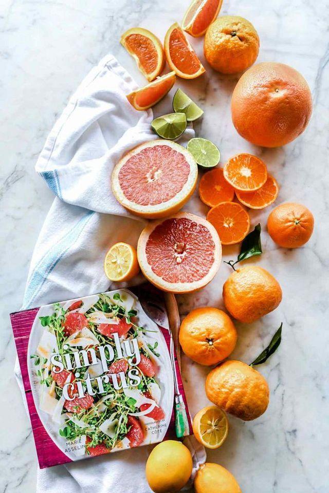 Диета грейпфрут и авокадо