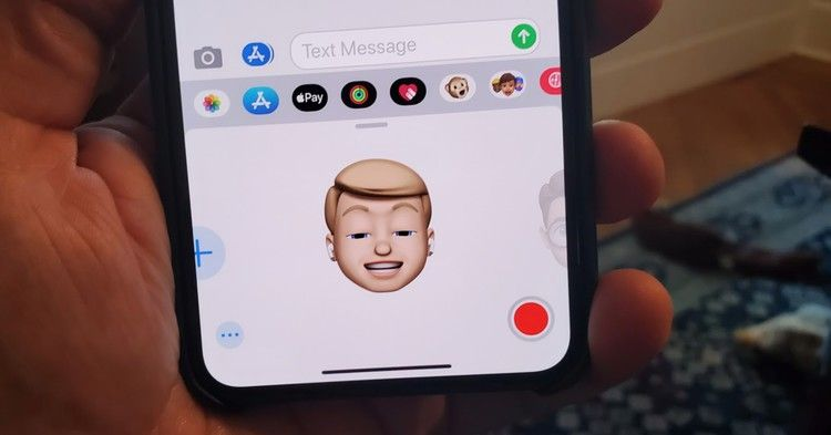 How to change your memoji in apples new iphone software