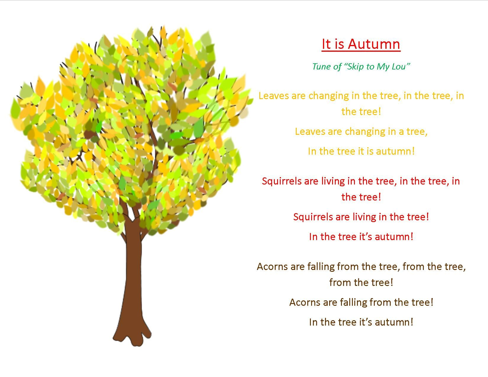 Fall Storytime For Toddlers And Preschoolers
