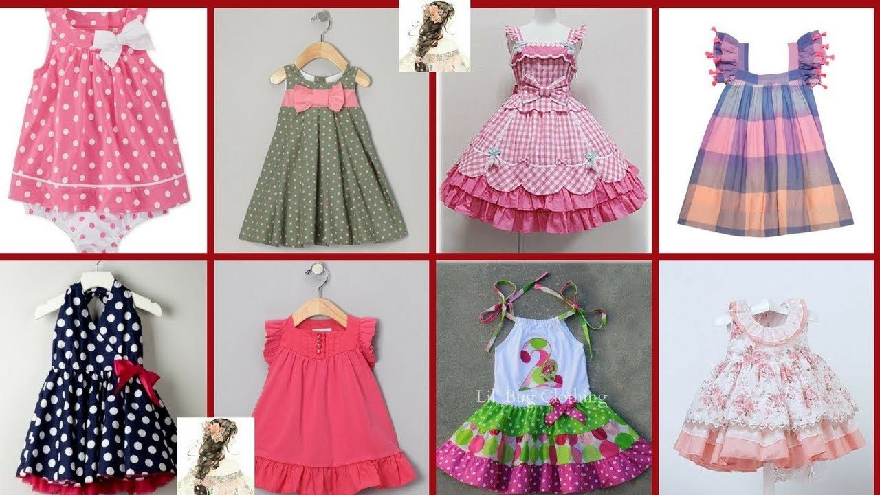 f19f6e467 Cotton Summer Dress Summer Frocks Latest Cotton Summer Frocks Baby ...