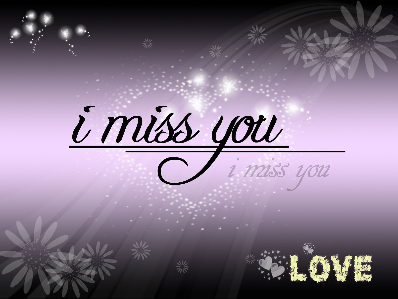 Wallpaper download miss u - I Miss You Wallpaper Collection For Free Download