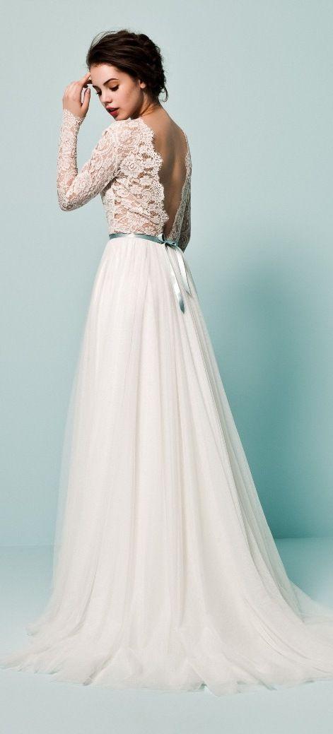 Lacey Touch Daalarna Wedding Dress Pearl Collection   Für sie ...