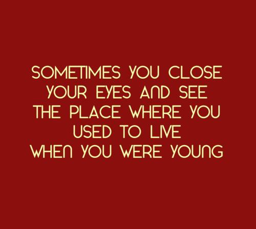 very true lately