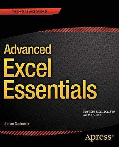 Advanced Excel Essentials | Products | Excel macros, Pdf, Books