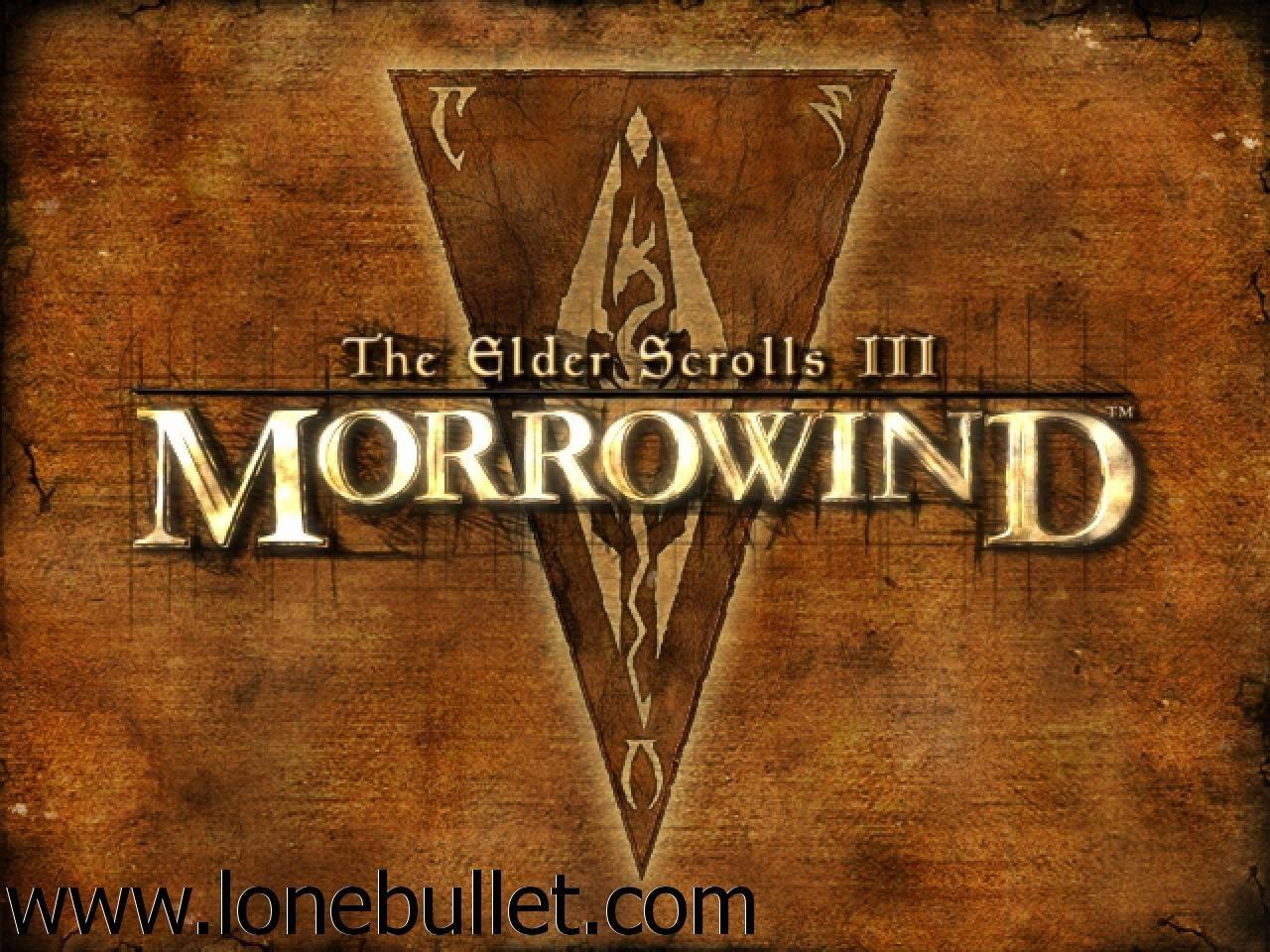 Hello Elder Scrolls Iii Morrowind Lover Download The More Crates
