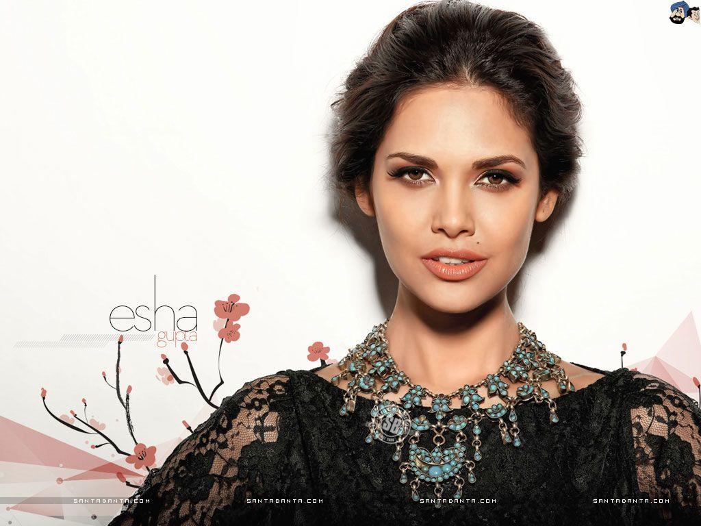 http://media1.santabanta.com/full1/Indian%20%20Celebrities(F)/Esha%20Gupta/ esha-gupta-13a.jpg | Looks | Pinterest | Hd wallpaper
