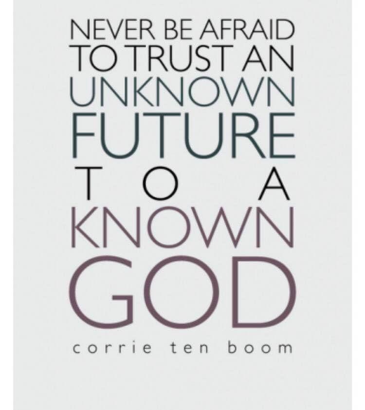 Pin by Renee Warren on Spiritual Corrie ten boom, Worry