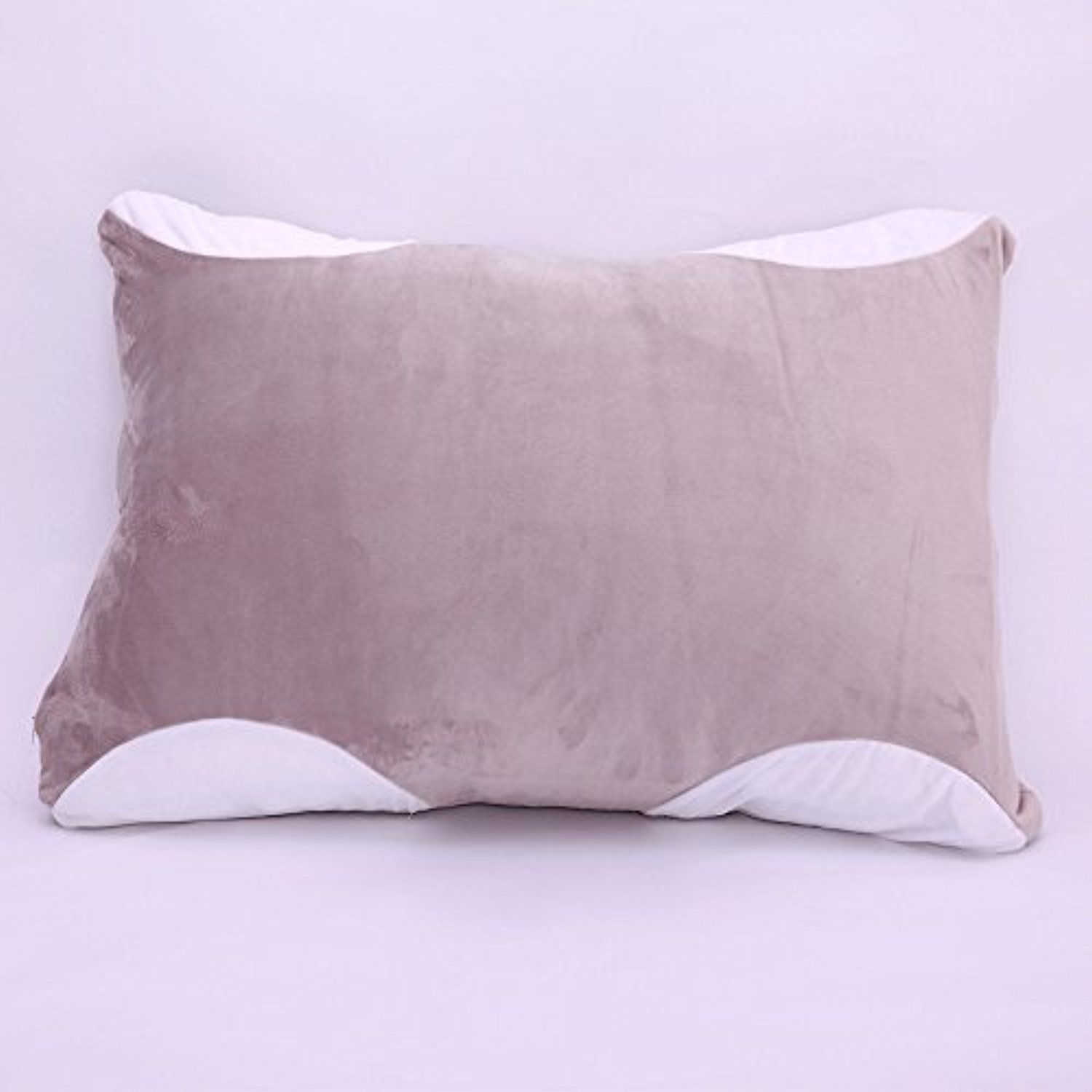 Dust Mite Pillow Covers Entrancing Btwzm 2 Pack Luxury Zippered Queen Pillow Protector Covers  Unique Design Ideas