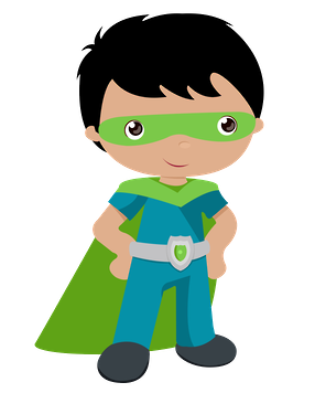 Dani Moraes Danimfalcao Minus Com Superhero Clip Art Kids Clipart
