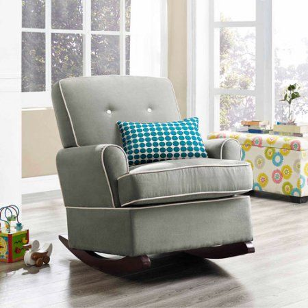 Baby Relax Tinsley Rocker Choose Your Color Gray