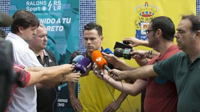 """TIEMPO DE DEPORTE: Roque Mesa: """"Firmo el triunfo de la pasada tempora..."""