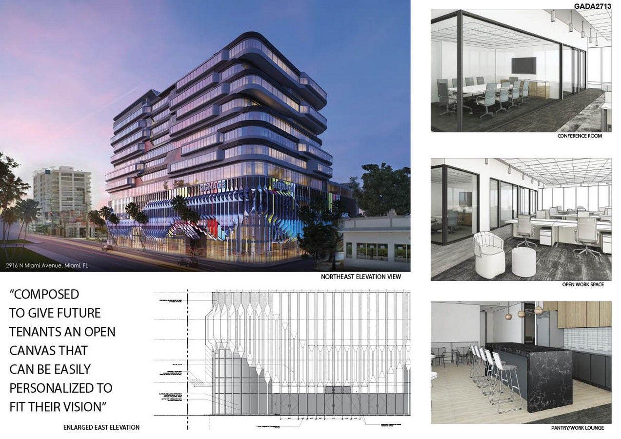 Wynwood Gateway Kobi Karp Architecture And Interior Design Inc Building Concept Architecture Architecture Design