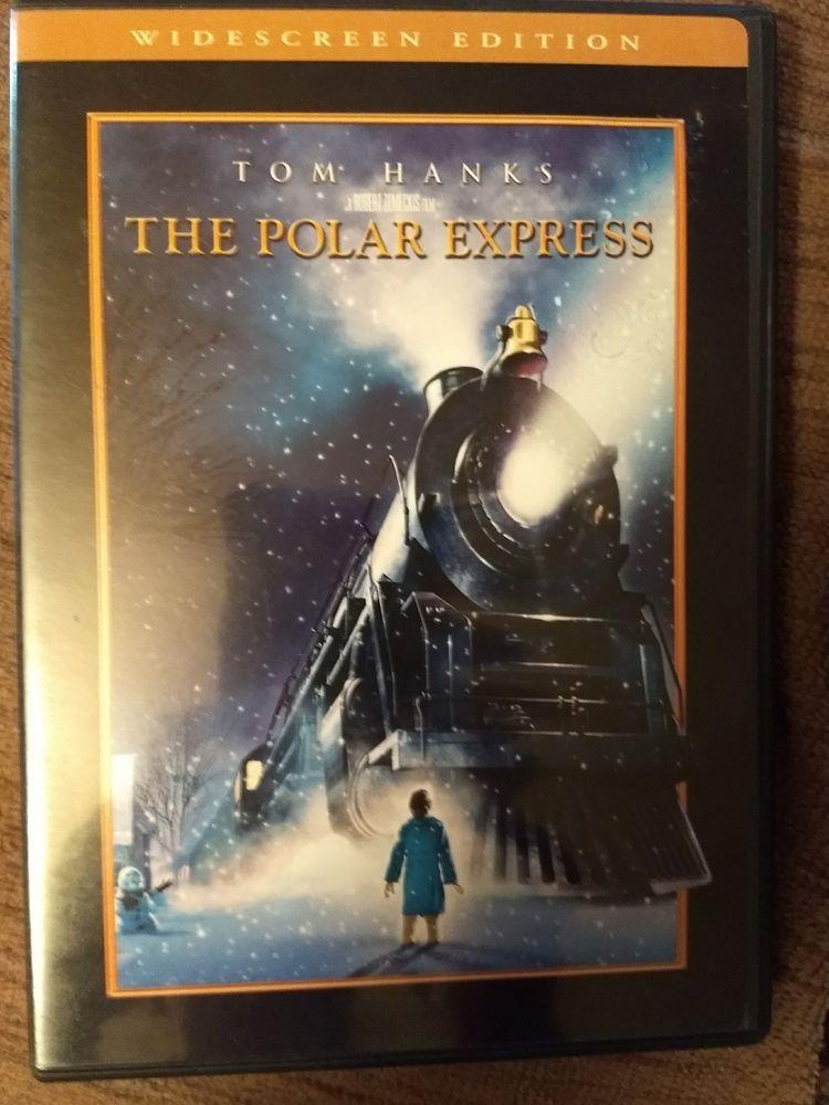 The Polar Express DVD Widescreen Edition 2004
