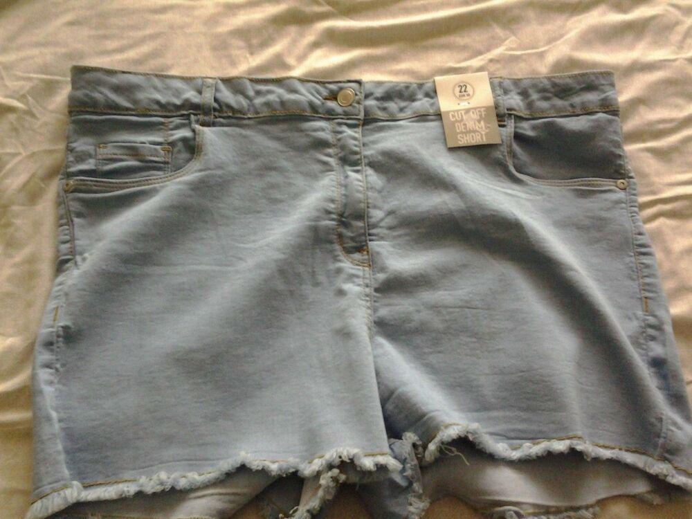shorts Off Gesneden Maat Nieuwe 22schoenkledingschoenen Dames nO80kwP