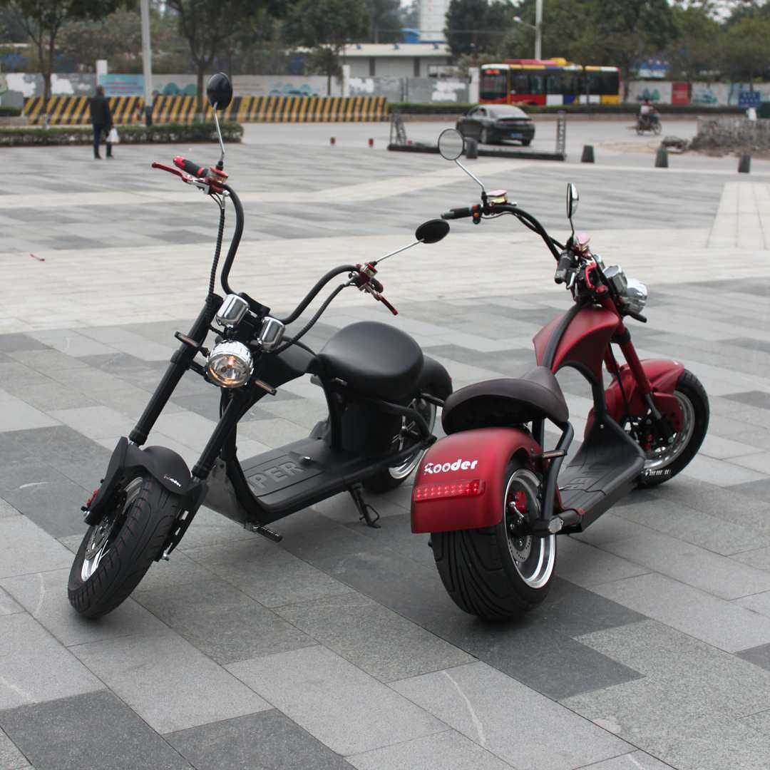 Citycoco Electric Scooter Rooder Super Chopper R804 M1 With Eec Coc Vin China Shenzhen Rooder Technology Electric Scooter Chopper Scooter
