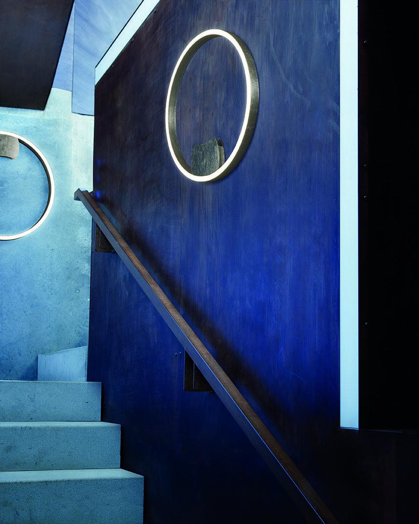 Braga Design Led Wandleuchten Led Aussenleuchten Led Wand
