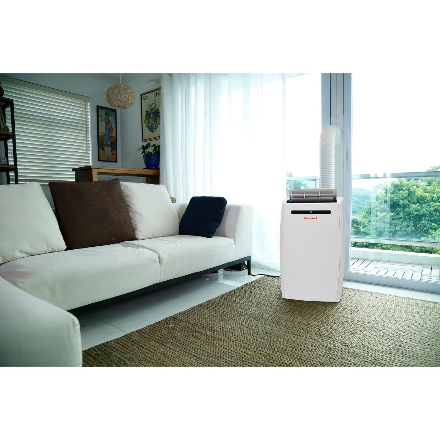 Portable Air Conditioner with Dehumidifier & Fan 270.65 (Re
