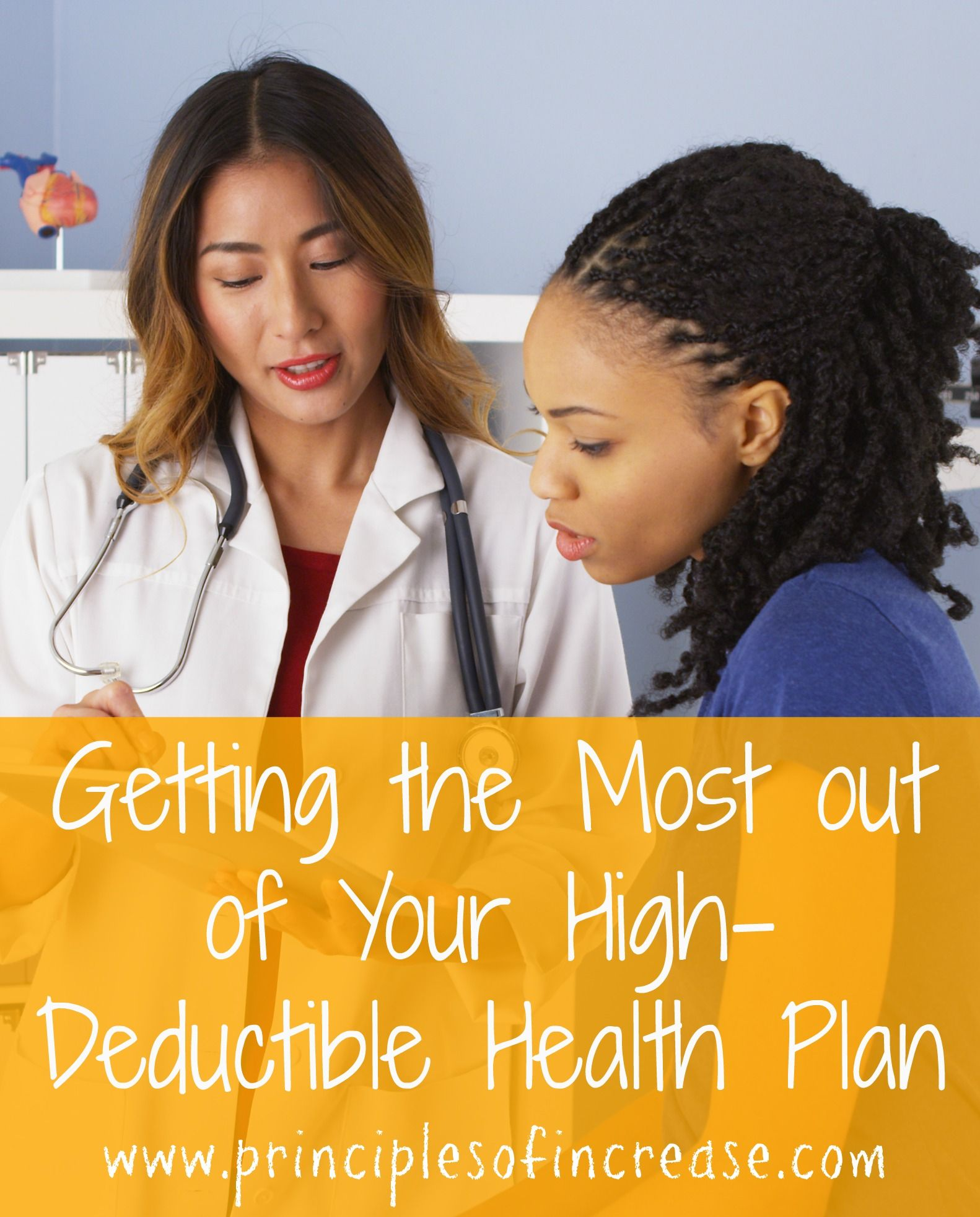 Get out of debt now high deductible health plan health plan