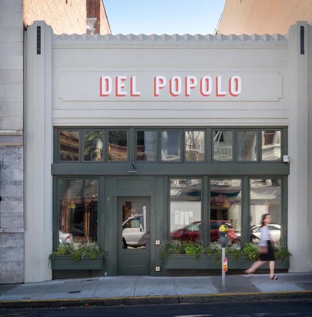 laostudio: DEL POPOLO restaurant