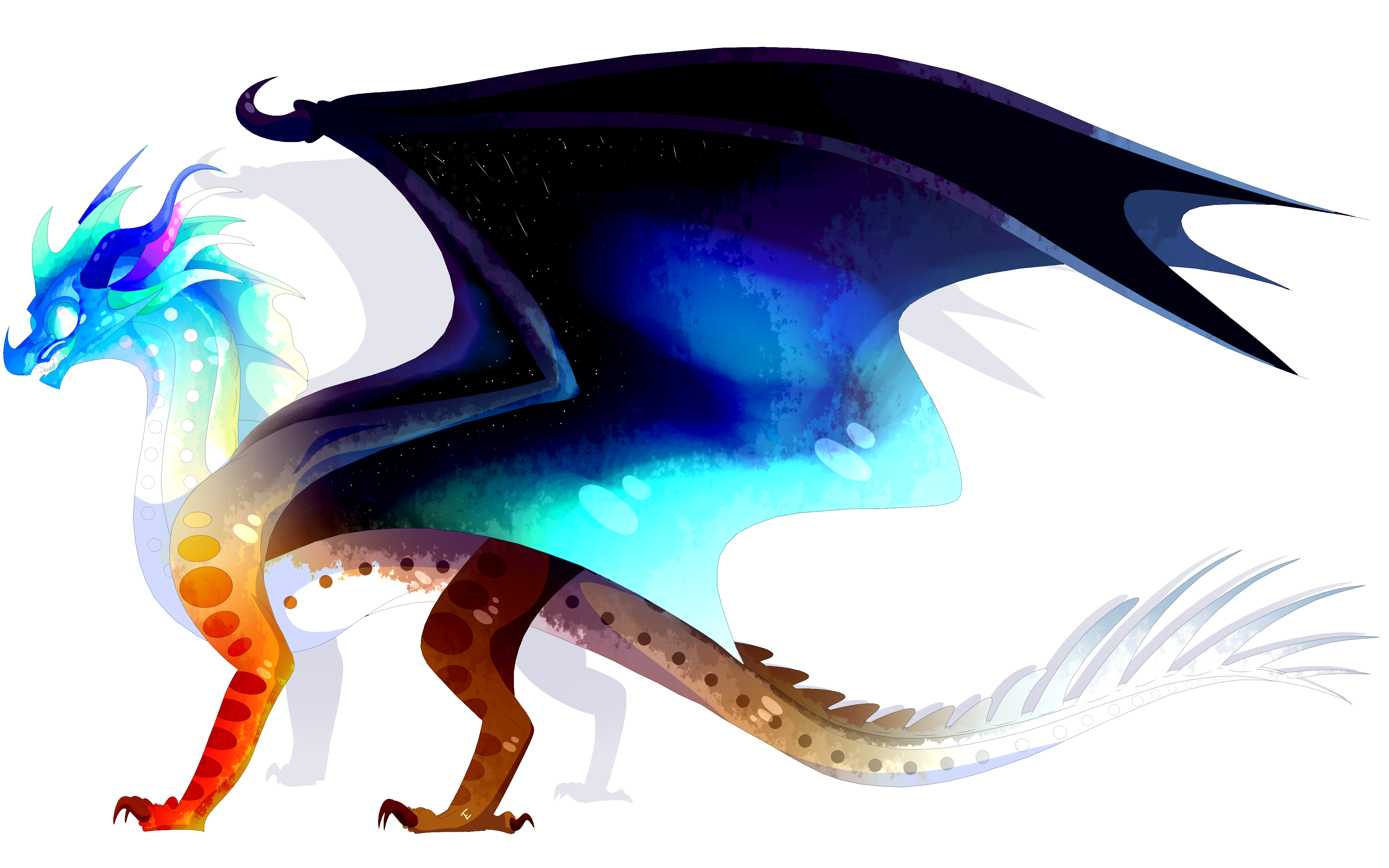 Mimicwings Wings Of Fire Dragons Wings Of Fire Dragon Wings