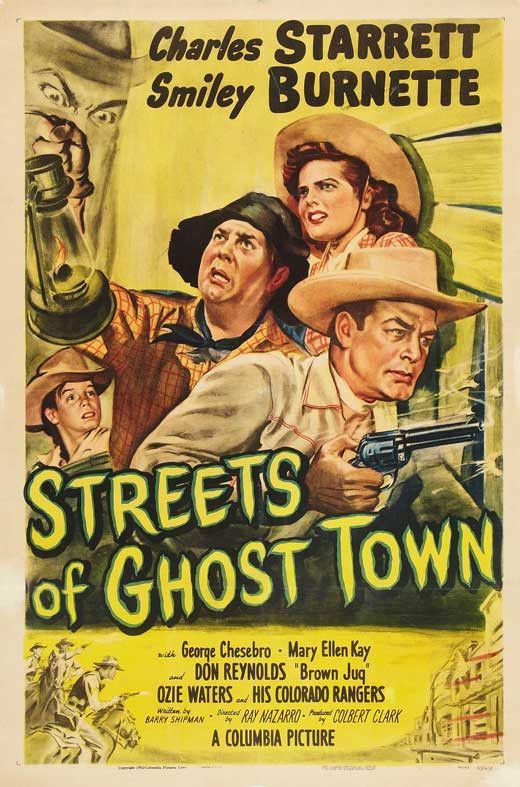 Elvis movie ghost town