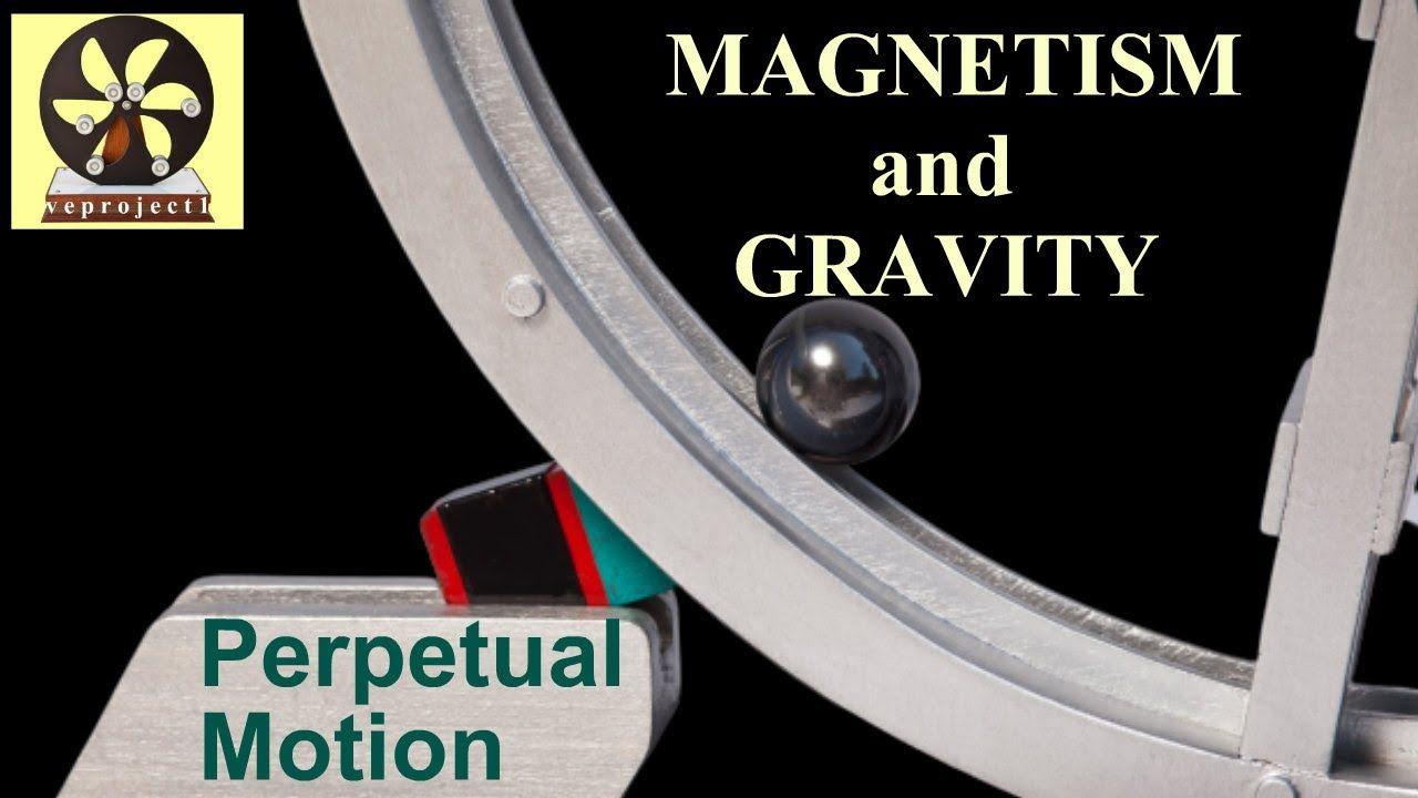 & Gravity. Perpetual motion machine. 永久機関