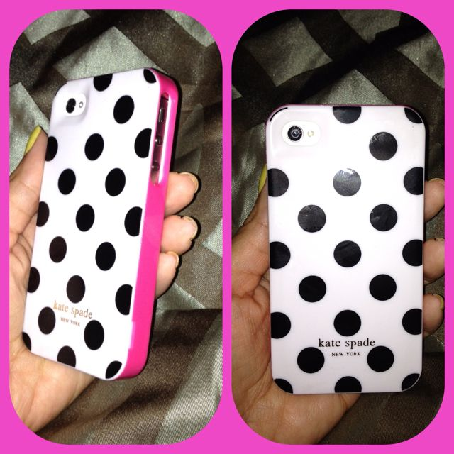 I ❤ my new Kate Spade phone case!