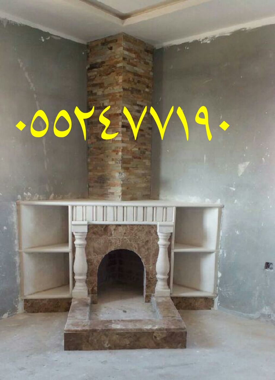 مشبات زاويه مشبات على الزاوية مشبات منفردة مشبات شبه امريكيه Decor Home Decor Fireplace
