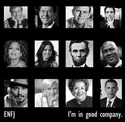Enfj Enfj Myers Briggs Personality Types Enfj Personality