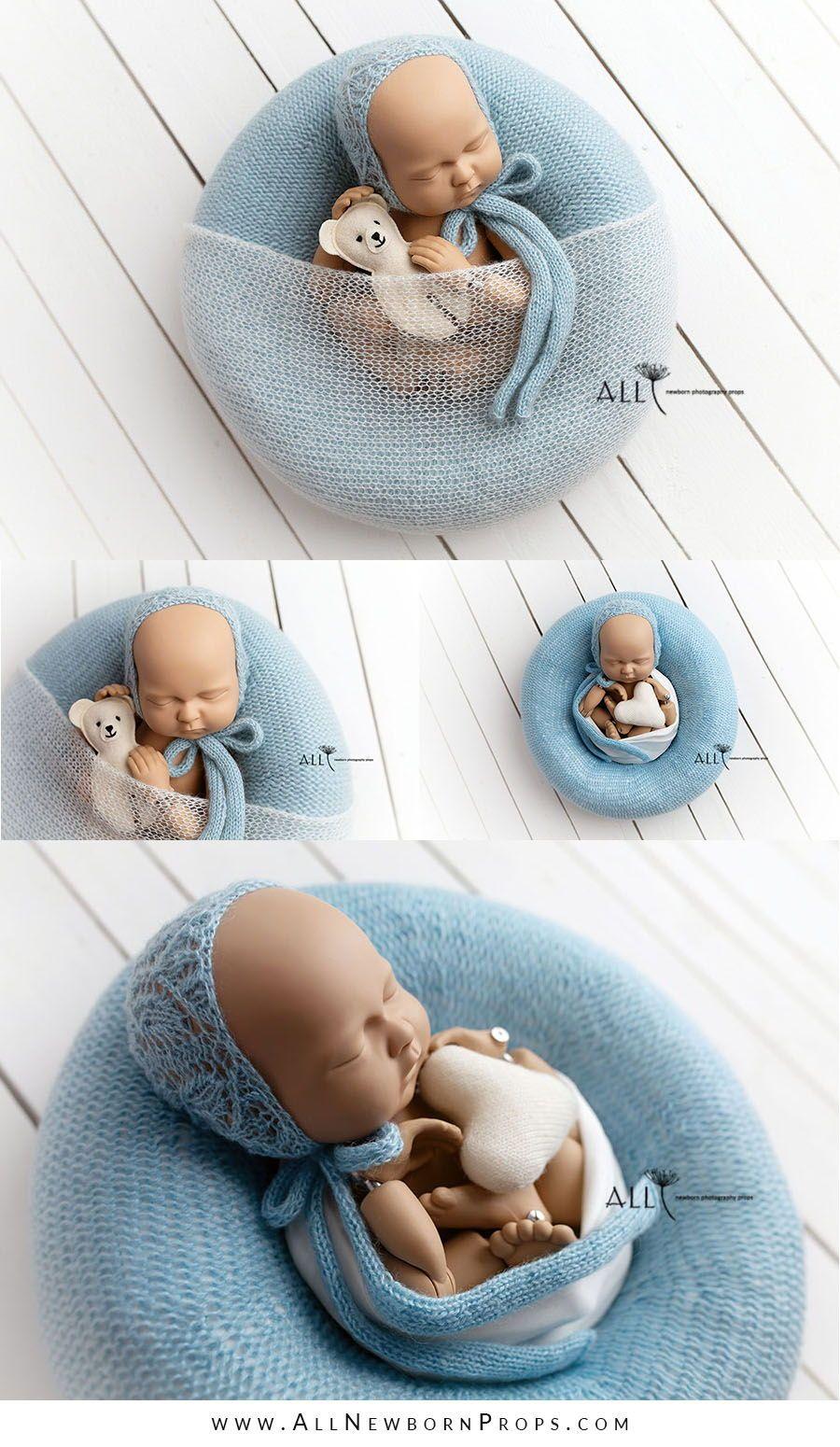 Posing Ring Newborn Photography