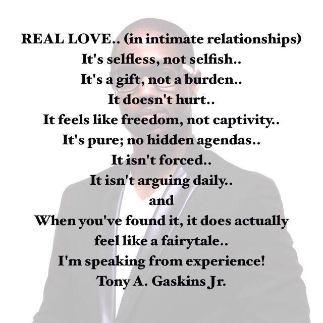 Short Sweet I Love You Quotes: Tony Gaskins Quotes - Google Search
