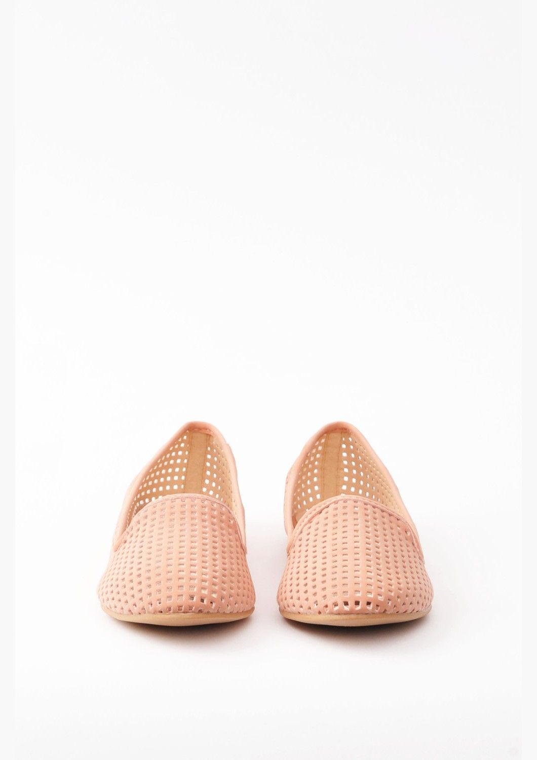 The loveliest pink flats for Spring.