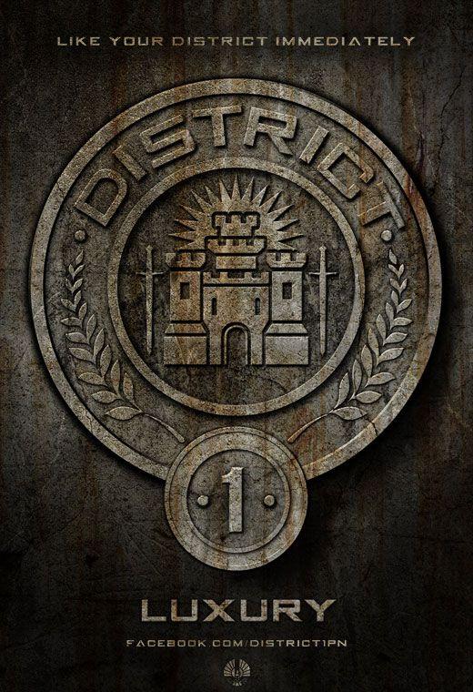 district one panem