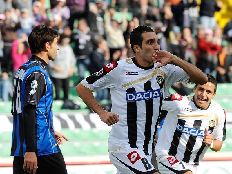 Officielt: Lodi på plads hos Udinese!