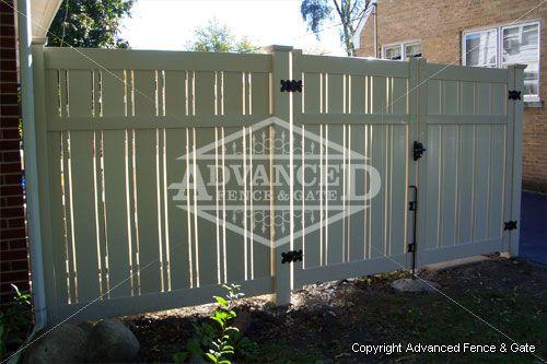 Vinyl Fences Advanced Fence