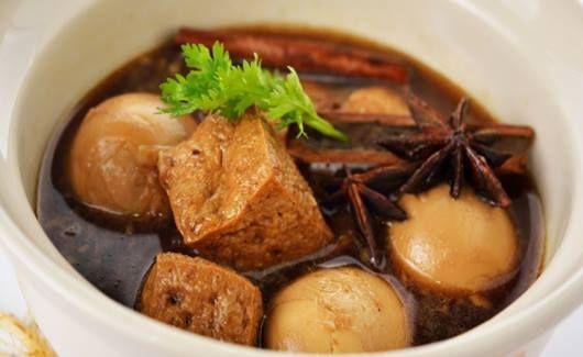 Resep Praktis Telur Kuah Kecap Pedas Manis Gurih Bahan 6 Butir Ayam Rebus 10 Buah Tahu Pong Tahu Resep Masakan Malaysia Makanan Sehat Resep Makanan