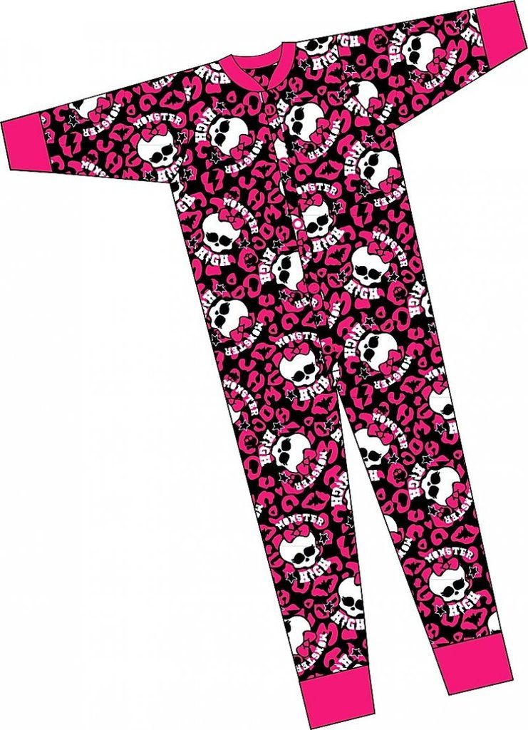 Monster high onesie