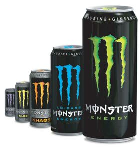 Monster Energy Brand And Package Design By Mclean Design Monster Energy Monster Energy
