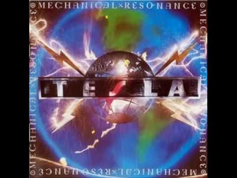 Tesla Modern Day Cowboy Youtube Tesla Songs Rock Album Covers Album Covers