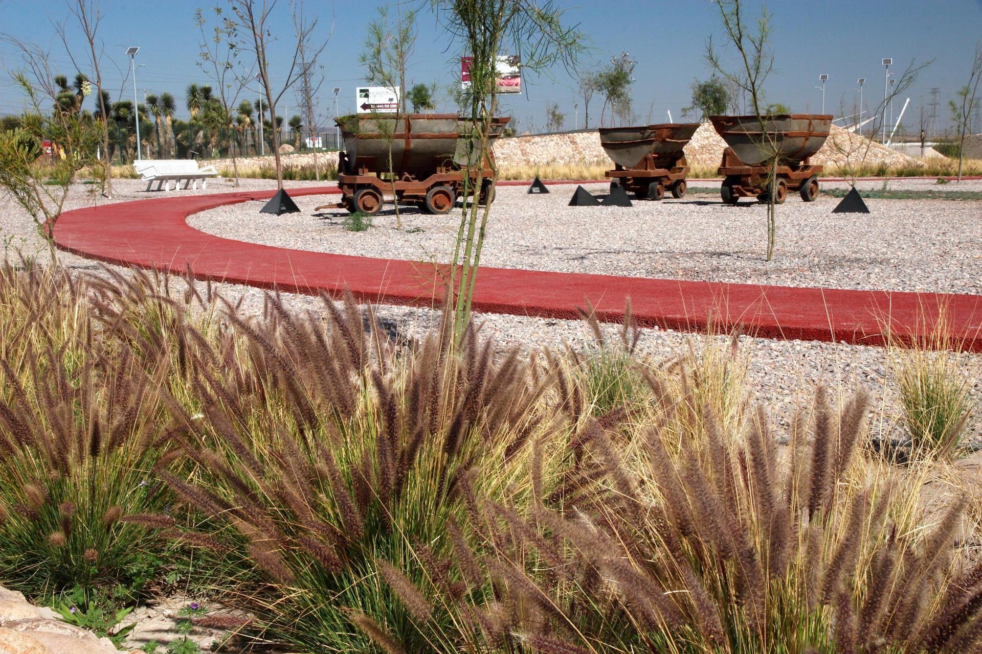 San Luis Bicentenarial Park | Mario Schjetnan | Pinterest | Master plan