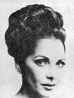Styles From The 1960s Updos Page 1 Sixties Hair 1960s Mens Hairstyles African American Hairstyles