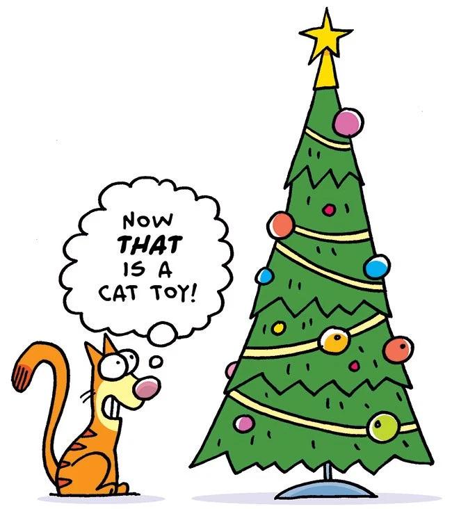 Ho! Ho! Ho! Laugh at 65 Funny Christmas Jokes and Comics