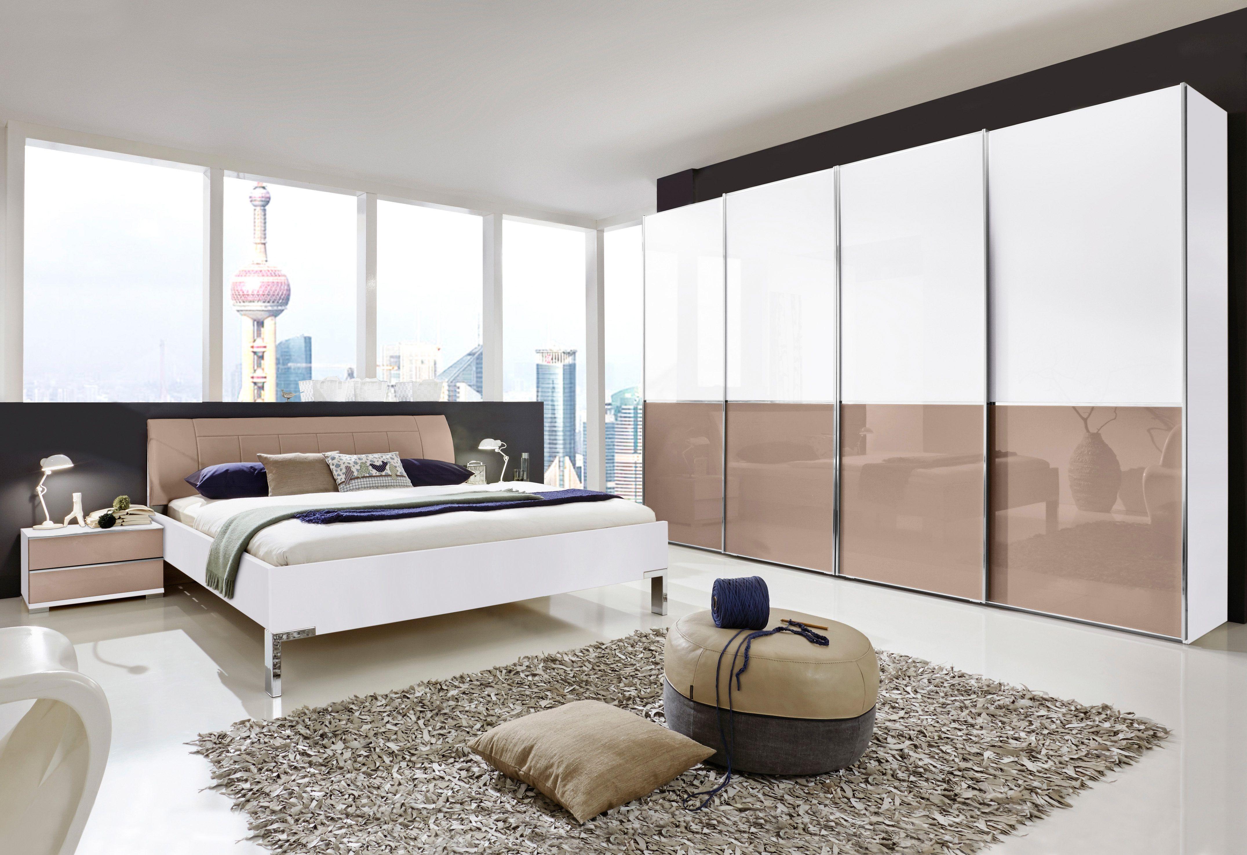 Schlafzimmer-Set weiß, »Shanghai«, WIEMANN Jetzt bestellen unter ...