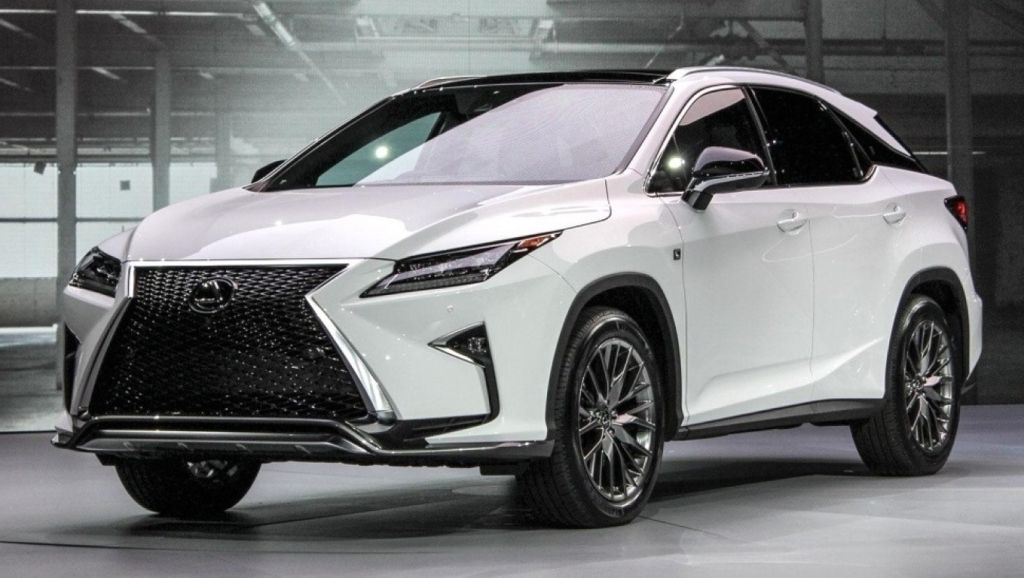 2020 Lexus RX 350 Redesign Changes and Price Top New SUV