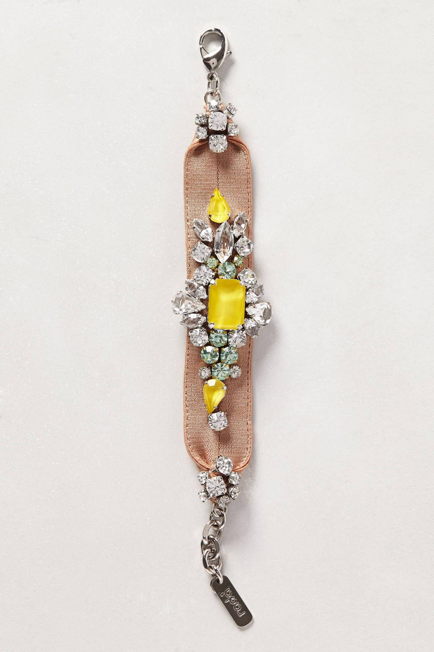 Bracelet lait et miel - anthropologie.com
