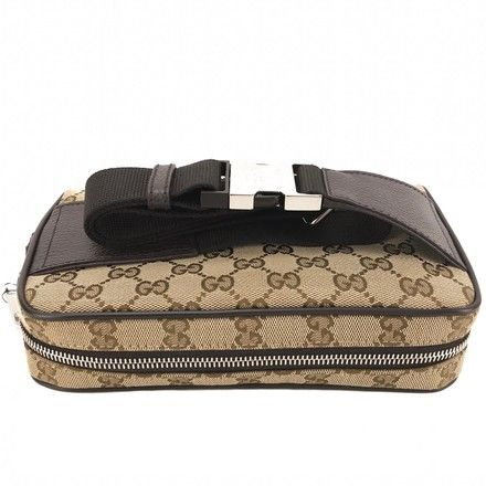 33438d240c1d Gucci 449174 Gg Guccissima Belt Bag/ Fanny Pack Multicolor Canvas ...