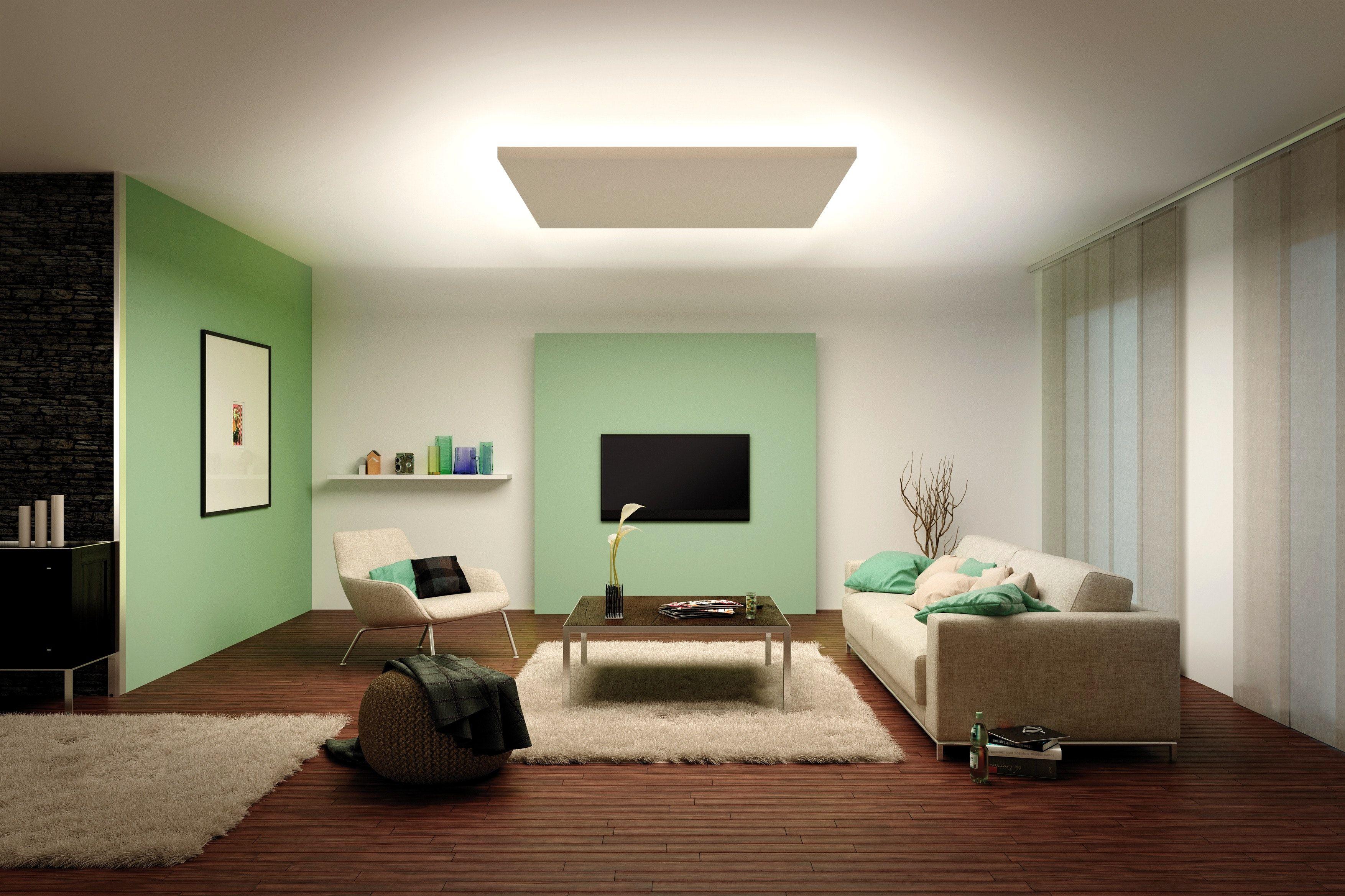 Attraktiv Licht Wohnzimmer Ideen