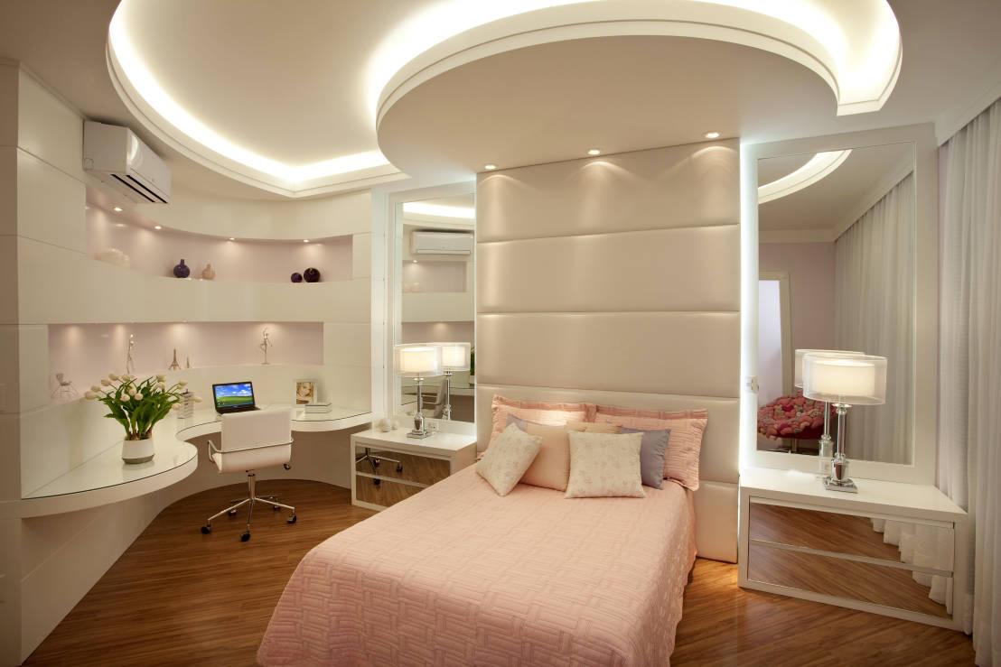 потолки из гипсокартона фото для небольших комнат знаете как нас