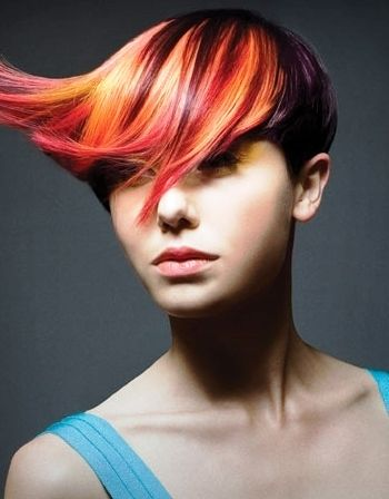 Goldwell Hair Color Red