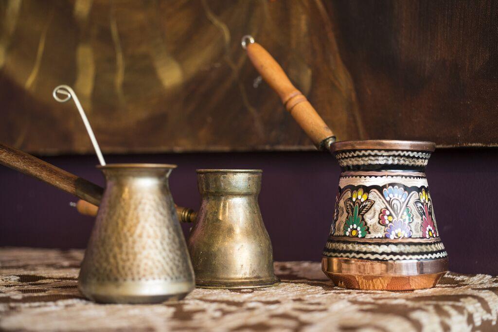 Cezveibrik turkish coffee turkish coffee set ways to